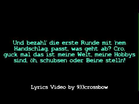 Cro- Whatever Lyrics