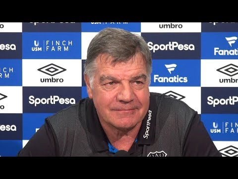 Sam Allardyce Full Pre-Match Press Conference - Everton v Liverpool - Premier League