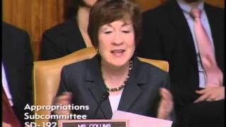 Senate Appropriations Defense Subcommittee Hearing - National Guard