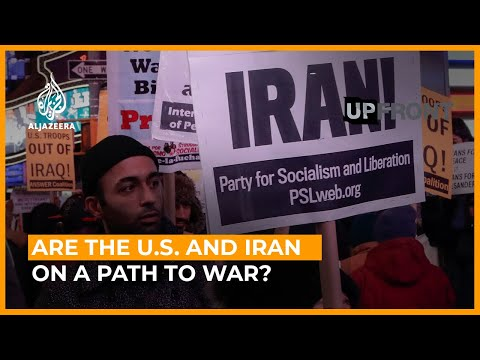 US and Iran: Tensions keep rising after Soleimani's death | UpFront (Arena)
