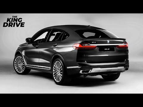 BMW X8 M45e первые подробности и новая Skoda Octavia 2020