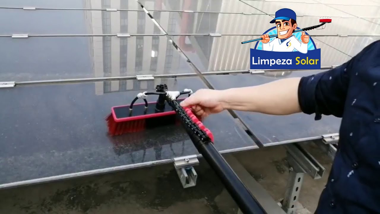 Por que limpar painéis solares é importante?