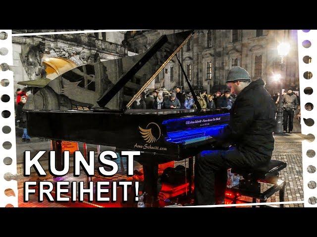 Der Pianist, der für seine Musik kämpfte