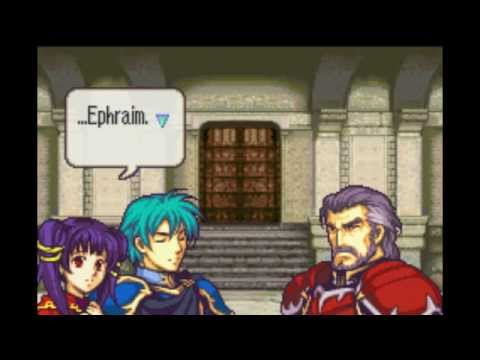 Let's Play Fire Emblem the Sacred Stones (Ephraim) part 22 Duessel IS a Traitor