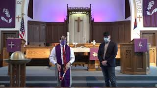 Children's Sermon - February 14, 2021 -  Pruning through Lent
