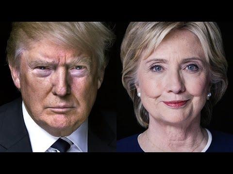 Hillary Clinton's lead over Trump shrinks