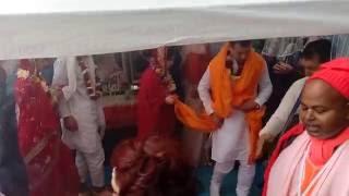 Вивах-ягья, ведическая свадьба  часть 3