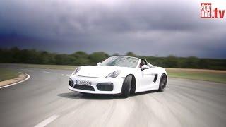 Porsche Boxster Spyder Videos
