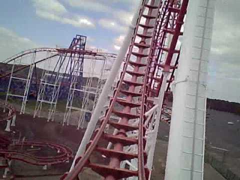 great american scream machine great adventure