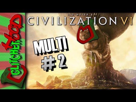 CIVILIZATION 6 MULTIPLAYER (ITA) con NorotusGames e LaMenteDiEdux! - 02 - Religioni serie