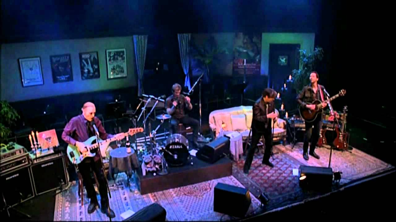 Mr Big Green Tinted Sixties Mind Live From The Living Room
