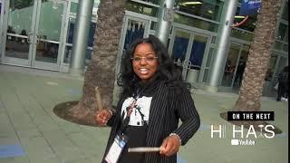 Hi Hats - Season 1 Ep2: LIVE From NAMM 2020 - [Aisha P. Gaillard 🥁Teaser]