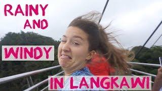 Malaysia Travel Vlog 5 | Rainy Langkawi