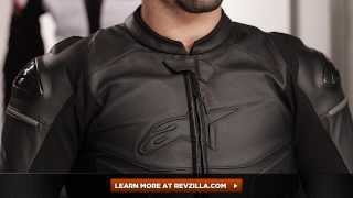 Alpinestars Black Shadow Phantom Jacket Review at RevZilla.com