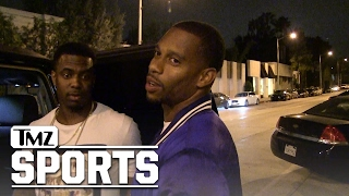 Victor Cruz -- LONZO BALL'S DAD NEEDS TO CHILL | TMZ Sports