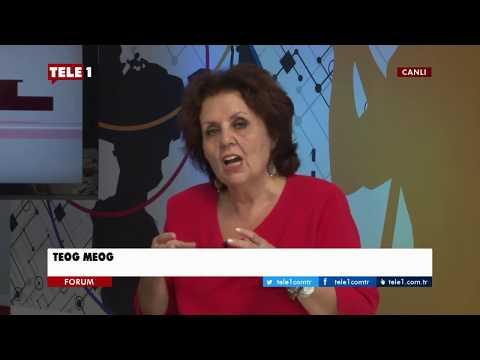 Forum - Ayşenur Arslan (20 Eylül 2017) | Tele1 TV