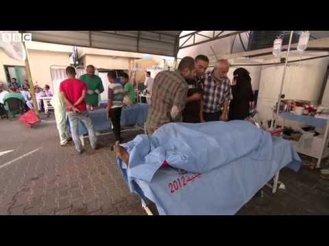 Middle East crisis: UN warns of Gaza health disaster