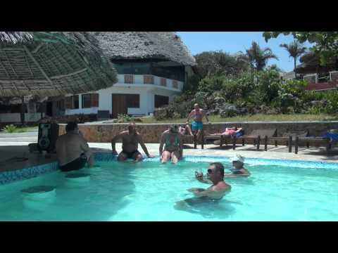 Zanzibar 2012 - Hotel Karafuu - Czechoslovakians At The Bar