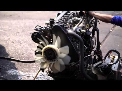 แกะกล่อง ► TOYOTA HILUX เครื่อง 1KD VIGO ENGINE 3.0 (3,000 cc) COMMON RAIL by gaeglong
