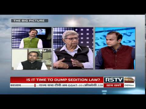 The Big Picture – Is it time to dump sedition law?