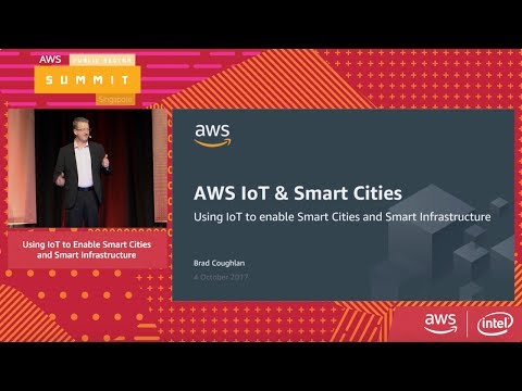 Using IoT to Enable Smart Cities and Smart Infrastructure