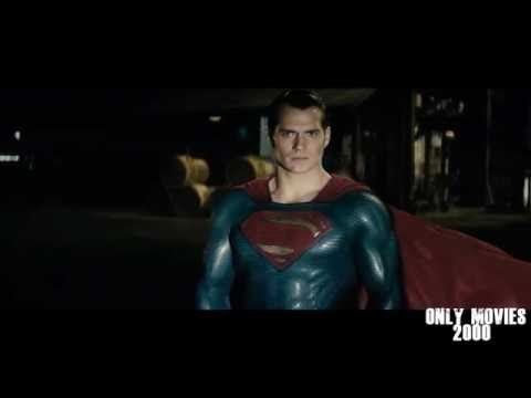 Batman v Superman - Car Chase HD