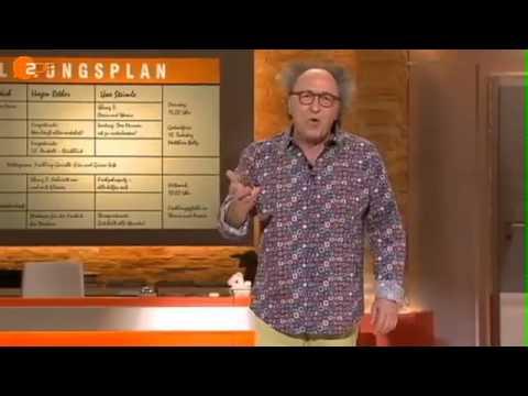 Neues aus der Anstalt ZDF 2012 Teil 2
