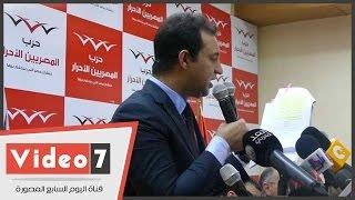 بالفيديو.. أحمد مرتضى منصور للصحفيين :