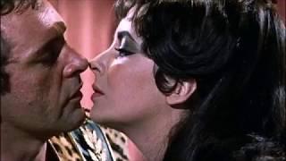 IT'S ONLY LOVE. Liz Taylor & Richard Burton