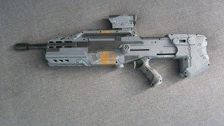 mod halo battle rifle nerf replica