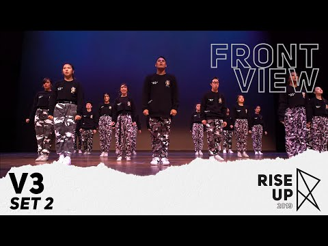 v3 set 2 front row rise up 2019 youtube v3 set 2 front row rise up 2019