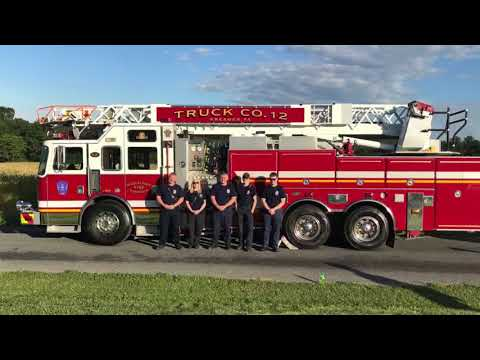 Kreamer Fire Department 2017 Review