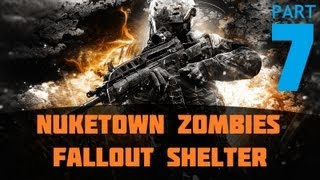 Nuketown Zombies Fallout Shelter Easter Egg Part 7!