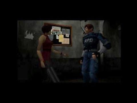 Resident Evil 2 - Ada scenario A