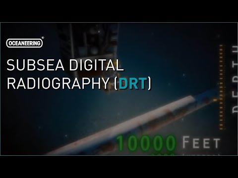 Subsea Digital Radiography | Oceaneering