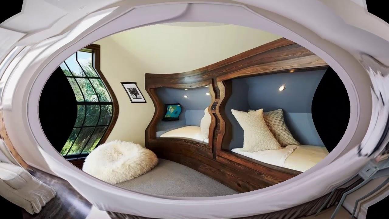 moderne schlafzimmer unterm dach - YouTube