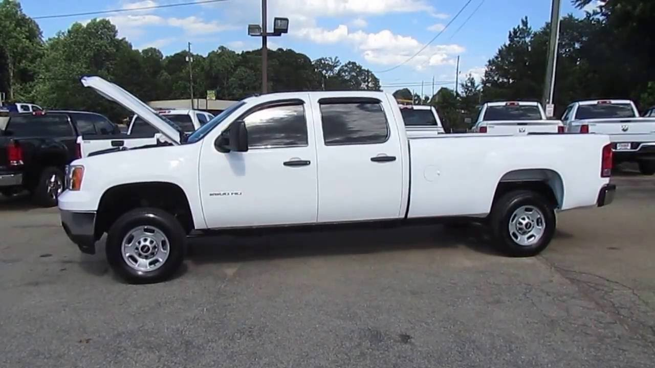 Gmc Sierra  Extended Cab Long Bed