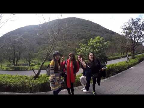 Yangmingshan National Park Taiwan HD