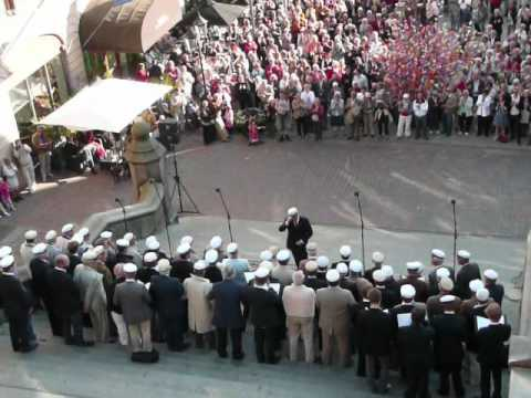A choir in Helsingborg, Sweden