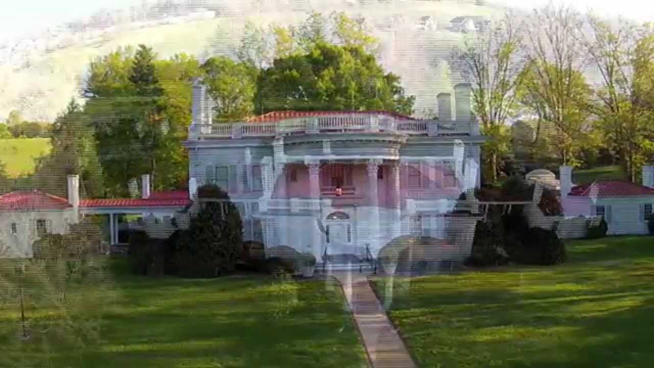 Allandale mansion youtube for Allandale house
