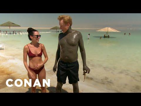 #ConanIsrael Sneak Peek: The Dead Sea - CONAN on TBS