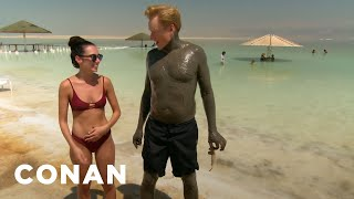 #ConanIsrael Sneak Peek: The Dead Sea - CONAN on TBS