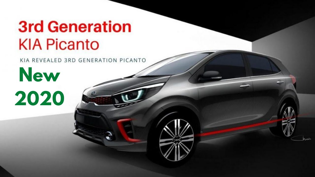 Kia Picanto Review Picanto Price Specs Features Kia Picanto New Car 2020 Price In Pakistan Youtube