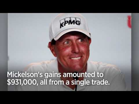 The food company at the heart of the Phil Mickelson insider trading scandal is getting sold