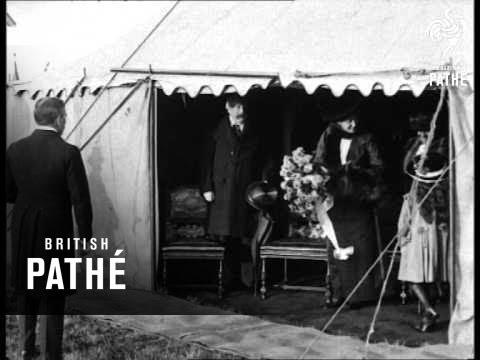 Duke And Duchess Of Argyll (1914-1918)