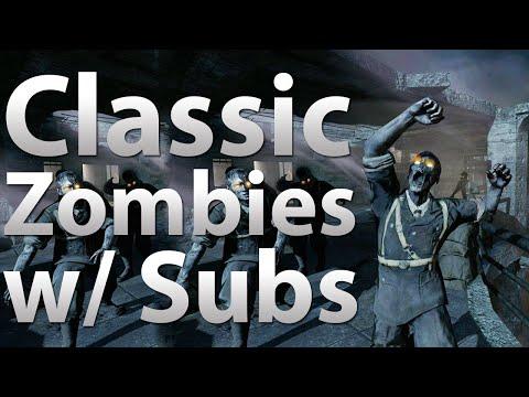 Nacht Der Untoten: High Round Attempt w/ Subs (World at War Zombies)
