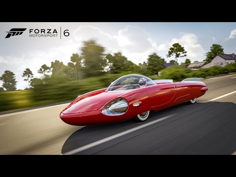 Forza Motorsport 6 - Fallout 4 Chryslus Rocket 69 Trailer