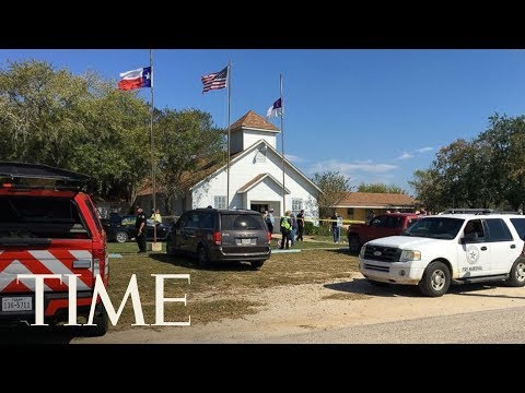 Texas Church Shooting: Texas Department Of Public Safety Holds News Conference | TIME