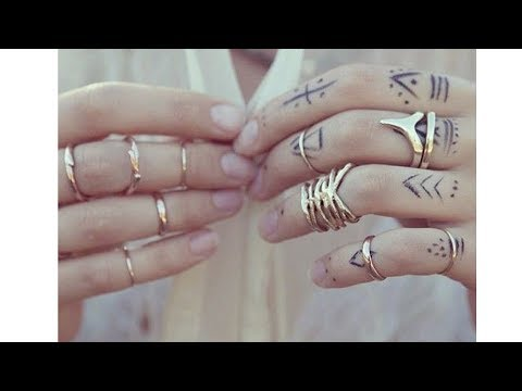 Tattoo Designs For Women'S Hands