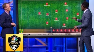 Analyzing Arsenal's new setup under Freddie Ljungberg | Premier League Tactics Session | NBC Sports